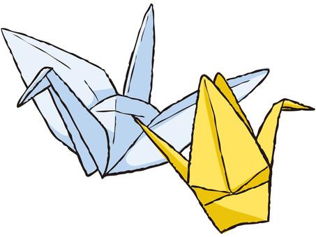 Folding crane 2