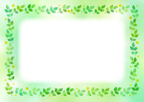 Fresh green material168