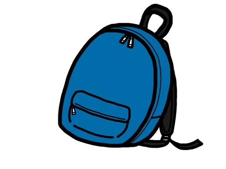 Backpack bag product fashion