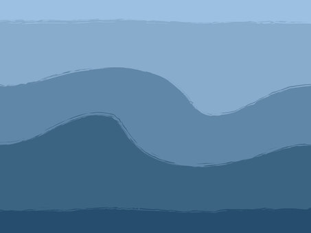Blue background (ridge)