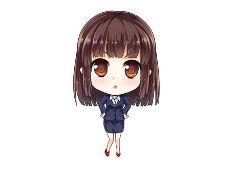 Suit (C) (open)