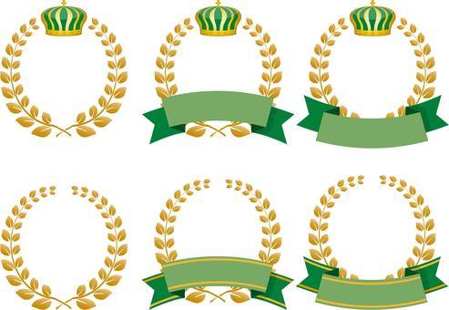 Laurel green system