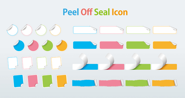 Flipped seal