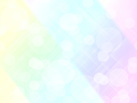 Background · Light rainbow color