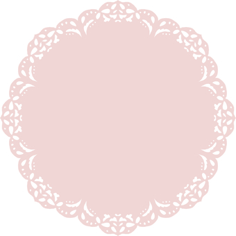 Lace pink