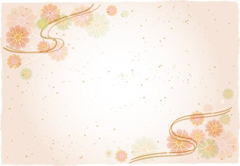 Kikusui sentence background