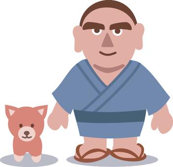 Saigo and Tsun