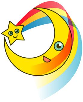 달과 유성