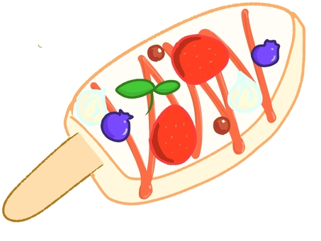 과일 아이스