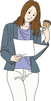 Working woman 15
