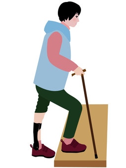 Walking rehabilitation