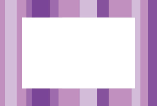 Purple square frame (vertical)