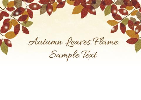 Autumn leaves 02