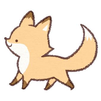 Tough fox