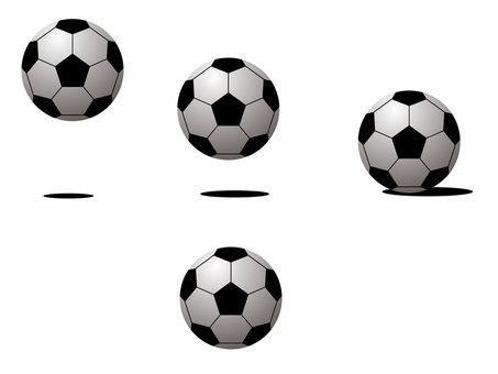 Illustration of a soccer ball