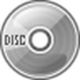 Disk icon (black)