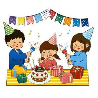 Birthday party 3