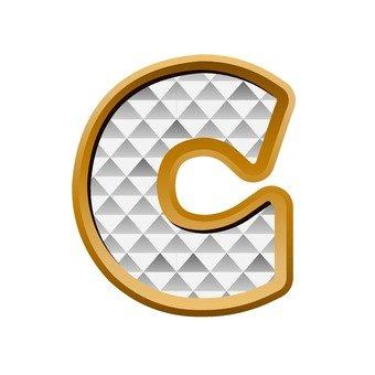 C (upper case)