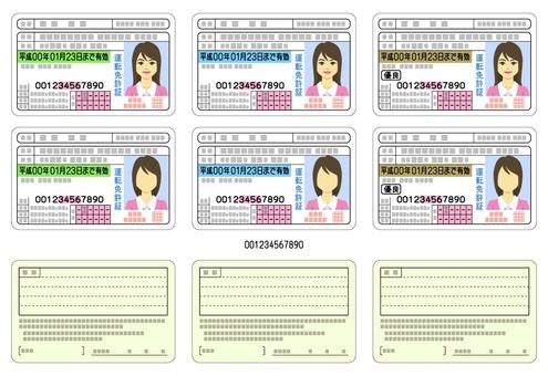 License - 001