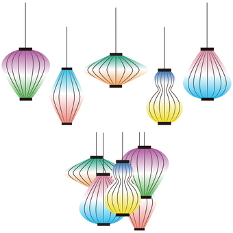 Lantern (gradient)