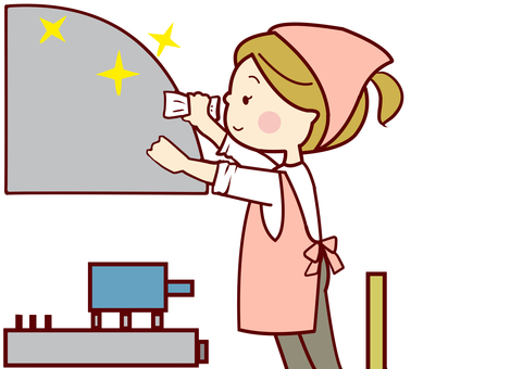 Ventilator fan cleaning cleaning