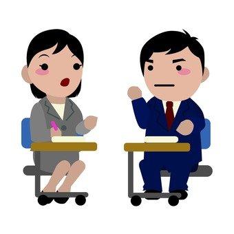 New employee training (group work)