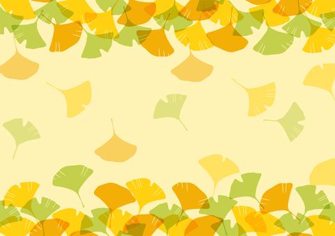 Ginkgo background