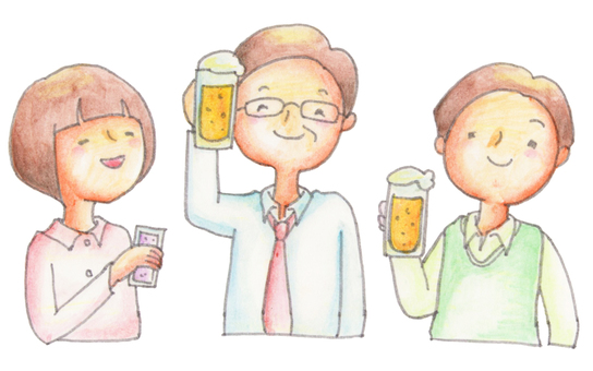 Drinking party 02