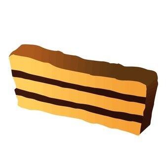 Stick cake 1