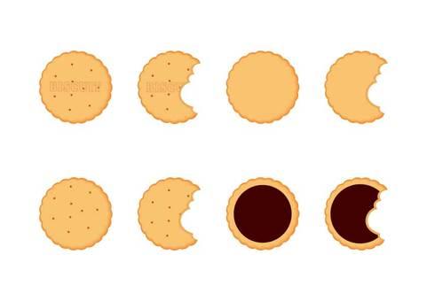 Biscuits (Round biscuit set)