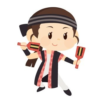 Yosakoi Naruko Dance 4