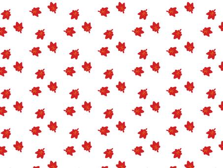 Maple pattern wallpaper