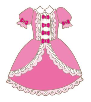 Pink Lolita One Piece