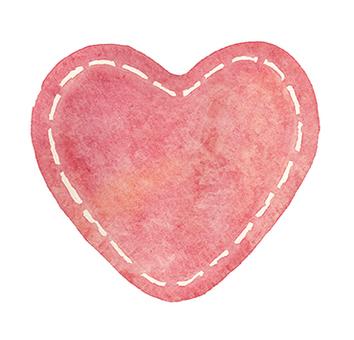 Heart stitch