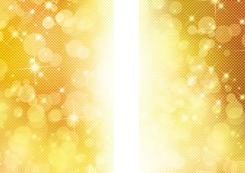 Gold sparkling 55