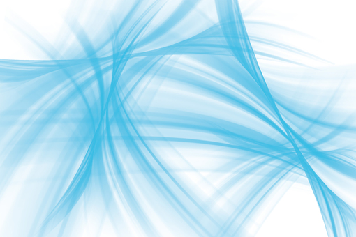 Wave line art light blue background wallpaper