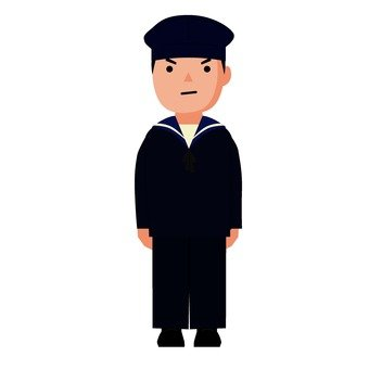 Naval soldiers