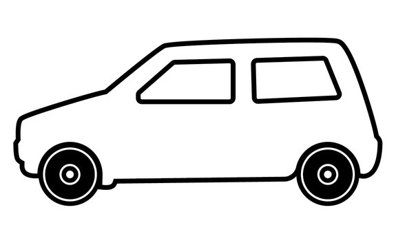 Slight car pict sample A