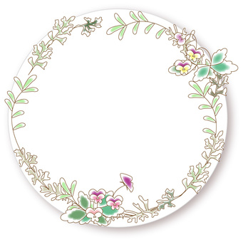 Flower wreath _33