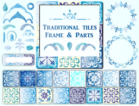 Design: Traditional tile
