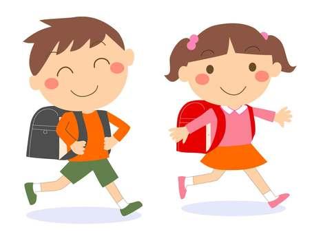 Primary school student