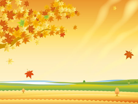 Autumn sky 02