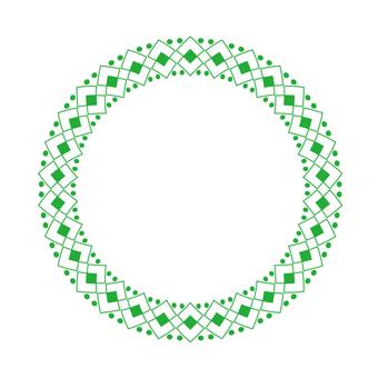 Circular material - 226