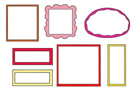 Frame (warm color)