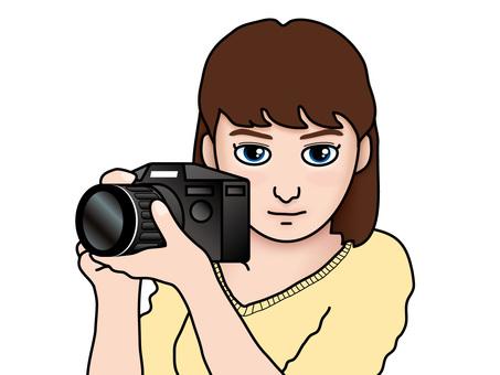 單鏡反光(7)女子G