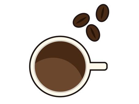 커피와 커피 콩
