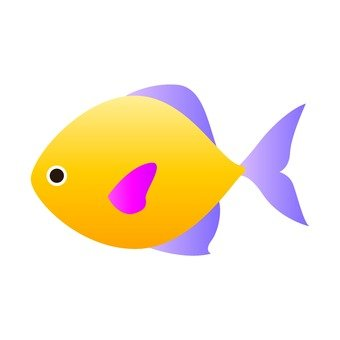Fish (yellow)