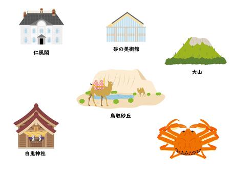 鳥取の観光地