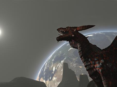ドラゴンの咆哮