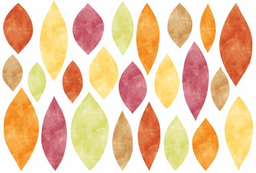 Autumn background / leaf